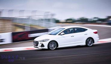 【新車圖輯】國產複製、全面進攻!2019 Hyundai Elantra Sport麗寶賽道試駕實測!