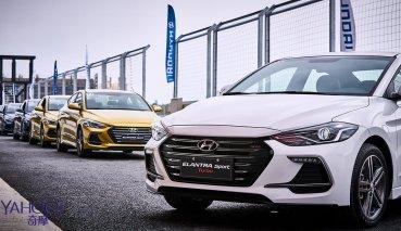 國產複製、全面進攻!2019 Hyundai Elantra Sport麗寶賽道試駕實測!