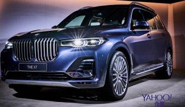 最正宗的霸氣外漏!BMW Luxury級距旗艦SUV X7 xDrive 40i媒體鑑賞會