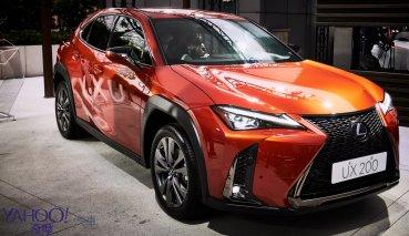 跨得真是有模有樣!Lexus全新跨界休旅UX200震撼登台139萬起!