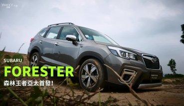 【新車速報】森林王者終於回歸!Subaru第5代Forester 103萬起強勢壓境!