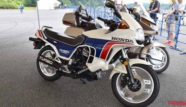 「世界第一」之名的繼承者 HONDA「CX650 Turbo」