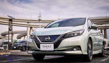 定義未來的電動化選擇!2019 Nissan Leaf 40kWh-G東京試駕