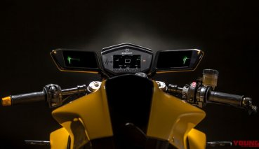 MotoE與SAMSUNG的跨界之作「BOLiD-E」概念車款
