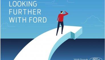 自駕車與共乘怎麼選?2019 Ford消費者行為趨勢報告出爐