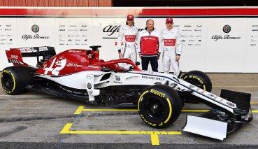 Alfa Romeo新車C38集測前正式露面