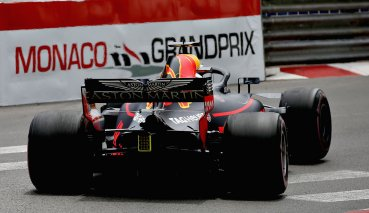 摩納哥GP自由練習二RBR車手依舊無敵