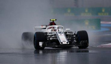 德國GP自由練習三大雨降臨