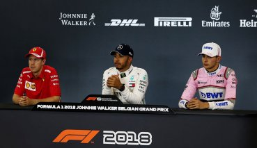 Hamilton:Ocon不確定的未來顯示F1的架構或許是不對的