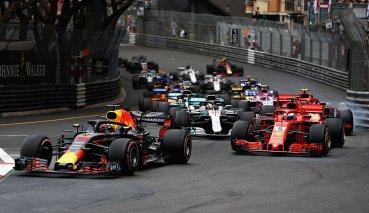 引擎出怪手Ricciardo仍勝出風平浪靜的摩納哥GP
