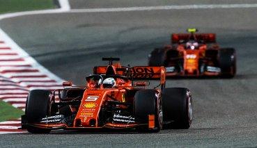 巴林GP自由練習二Ferrari車隊持續強勢