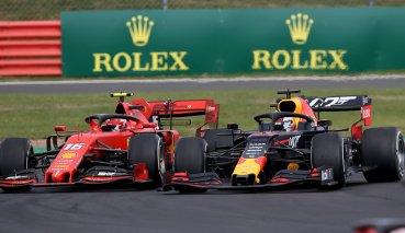 Leclerc正用比平常更強硬的方式應付對手