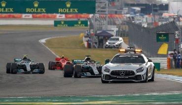 被記警告一次Hamilton保住德國GP冠軍席次
