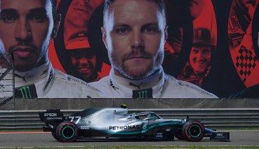 勢不可擋的Bottas力奪F1千場大賽中國GP竿位