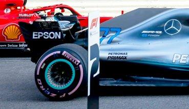 遭Ferrari質疑Mercedes新輪轂、輪圈獲FIA認可
