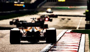 Alonso希望對手的升級沒McLaren有效