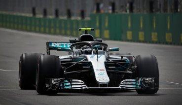 西班牙GP自由練習一Bottas無敵