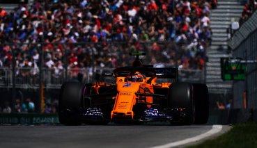 McLaren排位賽競爭力下滑Vandoorne感到怪異