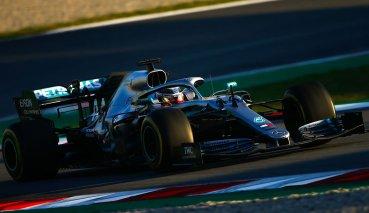 澳洲GP自由練習一Hamilton險勝Ferrari車手