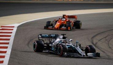 Hamilton:心理素質方面我不見得比Vettel強大