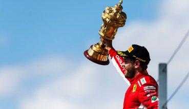 本週末Vettel瞄準終結Ferrari在Monza的勝利荒