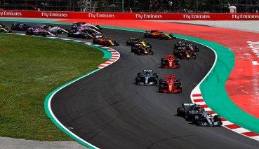 絕塵而去的Hamilton輕取西班牙GP冠軍