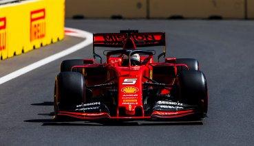 沒能利用到彈弓效應讓Vettel輸掉竿位