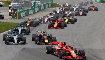 銳不可擋的Vettel輕取方格旗早揮的加拿大GP冠軍