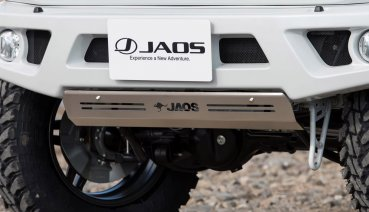 [專題企畫-全新Jimny改裝範本一覽] PART5. 準備好玩的一身泥巴了嗎!? JAOS Jimny式樣 !