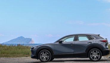 Mazda CX-30,不只是墊高的馬三