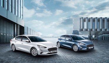 2020 年式 Ford Focus 入手門檻再降低,舊換新 65 萬內搞定!