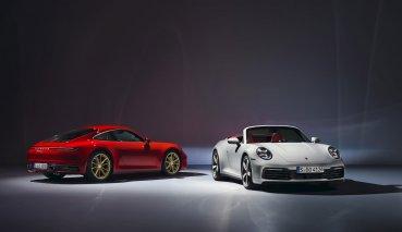 傾國傾城、傾家蕩產都要買!Porsche 911 Carrera 雙門、敞篷同步上市 - 2GameSome