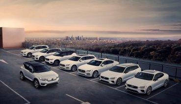 Volvo 年銷創品牌紀錄, 休旅助攻年銷 705,452 輛