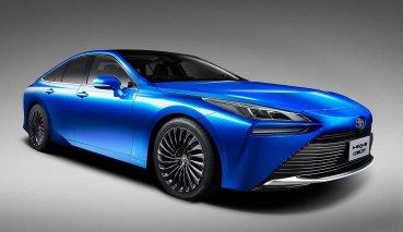 2021 Toyota Mirai會是目前最優雅的氫燃料電池車嗎?