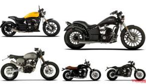 西班牙平價摩托車品牌「LEONART」登陸日本販售!