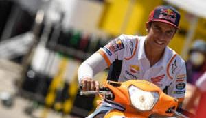 【編輯長專欄】受傷恢復速度如超人般的Marc Marquez!