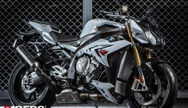 BMW S1000R 擁有賽道基因的狂放本能