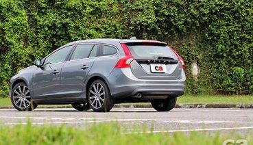 輕輕鬆鬆 Volvo V60 D3