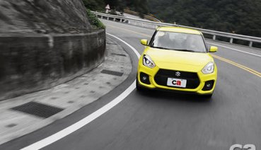 反其道 Suzuki Swift Sport