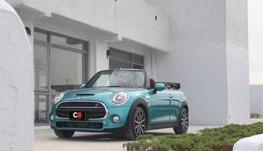 蔚藍的上空尤物 Mini Cooper S Cabrio