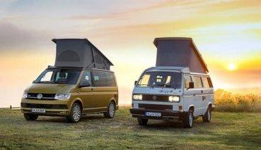 全球限量999輛!Volkswagen California 30週年版限定亮相