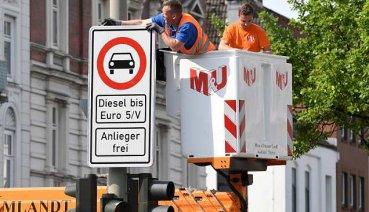 對抗空污!柴油車發源地發布上路禁令
