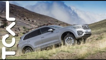 破關斬將 Volkswagen Touareg 新車試駕 - TCAR
