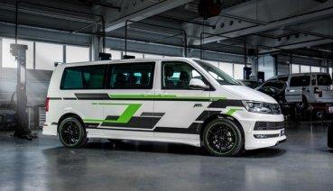 帶電更殺麵包車!ABT e-Transporter完整改裝版將登上2019日內瓦車展