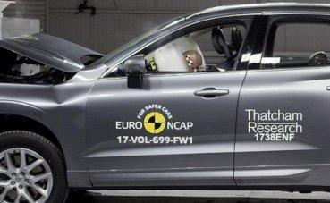 你的車上榜了嗎?EURO-NCAP公佈2017年各級距最安全車款