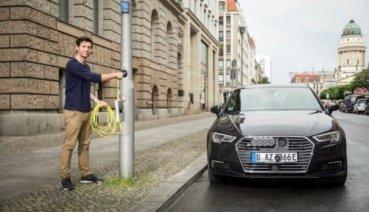 路燈還是電樁?西門子與Ubitricity聯手改造新型態電樁
