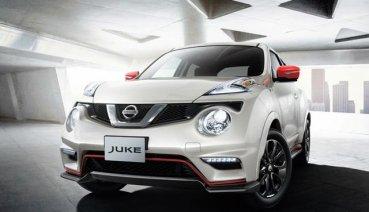 Nissan Juke 15 RX V Selection Style Nismo特式車日本開賣