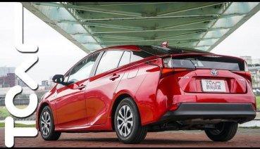 完熟,更面面俱到 2019 Toyota Prius 新車試駕 - TCar