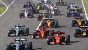 Mercedes-AMG Petronas Motorsport日本封王,銀箭車隊提前完成F1六連霸!