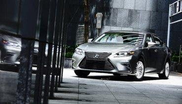 華麗的科技玩家 全新Lexus ES 200豪華房車